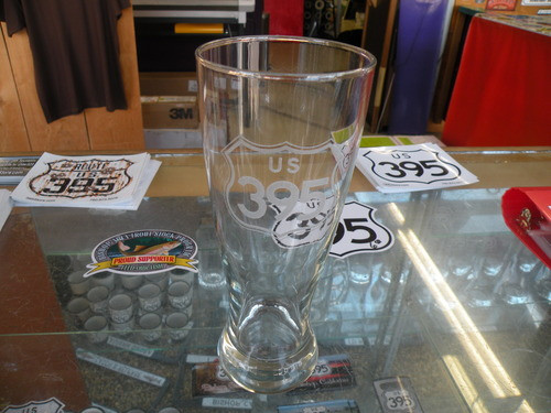 395 Pilsner Beer Glass