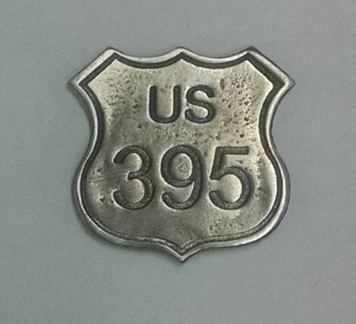 395 Metal Magnet