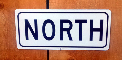 North Sign