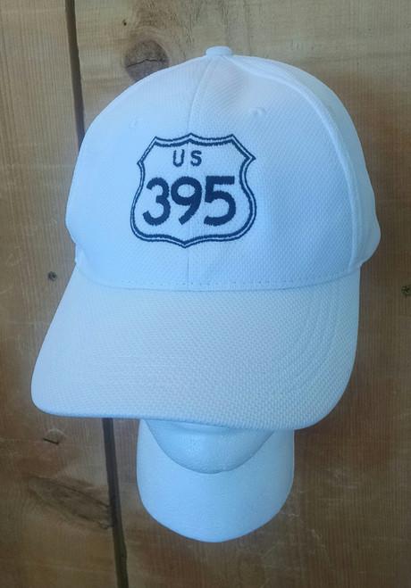 395 Hat - White