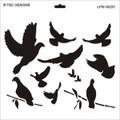 LPS0031 Birds in flight
