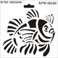 SPS-0046 Rainbow Fish