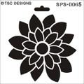 SPS-0065 Dahlia blossom