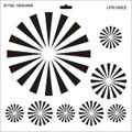LPS0002 Pinwheel Set
