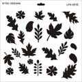LPS0012 Assorted Leaves