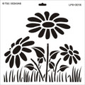 LPS0016 Spring daisies
