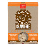 Cloud Star Grain Free, Oven Baked Buddy Biscuits - Homestyle Peanut Butter Flavor , 14 oz.