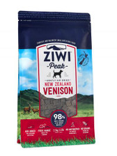 Ziwi Peak Air Dried Dog Food, Venison (Choose Size to View Price)