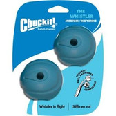 Chuckit Whistler Ball (2 pack), Med