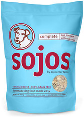 Sojos Turkey Dog Food (Choose Size)