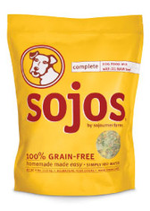 Sojos Beef Dog Food (Choose Size)