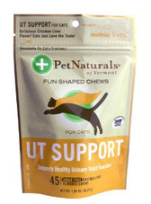 Pet Naturals of Vermont Urinary Tract Chews for Cats (45 ct)