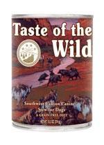Taste of the Wild - Southwest Canyon Canine Formula (13.2 oz)