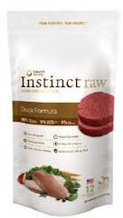 Nature's Variety Instinct Raw Lamb Patties (6# bag)