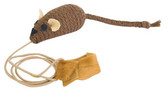 """Play-N-Squeak """"Catch of the Day"""" Cat Toy"""