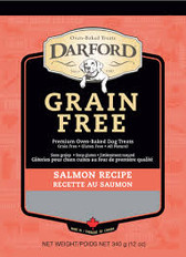 Darford Grain Free Salmon Biscuits (12 oz.)