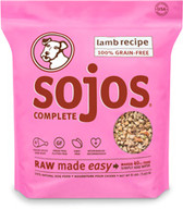 Sojos Lamb Dog Food (Choose Size)
