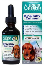 Liquid Health K9 Kitty Calmer, 2 oz.
