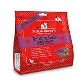 Stella & Chewy's Tantalizing Turkey Meal Mixers for Dogs (Choose size to view price)