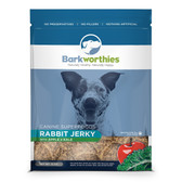 Barkworthies Rabbit Jerkey, with Apple and Kale, 12 oz.
