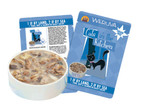 Weruva Cats in the Kitchen - 1 if by Land, 2 if by Sea Cat Food Pouch, 3.0 oz.