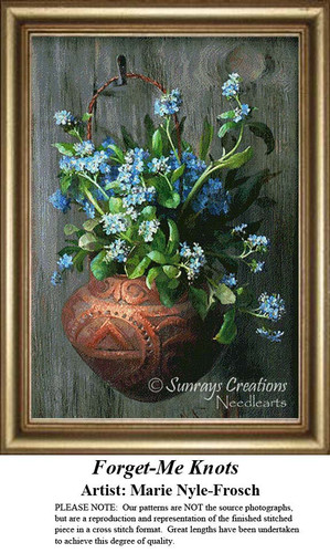 Forget-Me-Nots, RE-1352