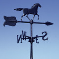 24 Inch Horse Accent Weathervane