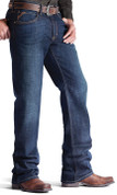Ariat M4 Low Rise Boot Cut Roadhouse Jeans 10008402 IRREGULARS