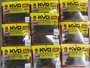 "(10) Packs Strike King KVD 4"" Rodents Summer Craw"
