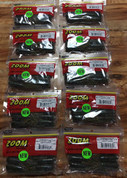 "(10) Packs Zoom 3.75"" Salty Super Tube Disco Candy 120-312"