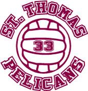 ST THOMAS (Volleyball-11) SHIRTS
