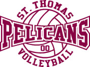 ST THOMAS (Volleyball-23) HOODIES