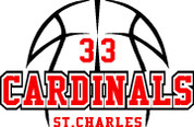 St Charles (Basketball-12) SHIRTS - POLOS - DRI-FIT