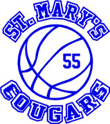 ST MARY'S (Basketball-11) SHIRTS - POLOS - DRI-FIT