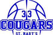 ST MARY'S (Basketball-12) SHIRTS - POLOS - DRI-FIT