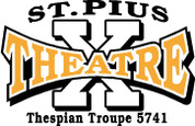 St Pius Sartans (Theatre-23-B) SHIRTS