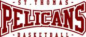 ST THOMAS (Basketball-03) HOODIES