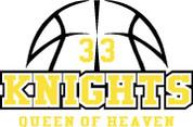 QUEEN OF HEAVEN (Basketball-12)  SHIRTS