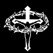 Cross-24 (Car Decal)