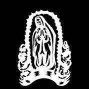 Mary-01 (Car Decal)
