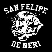 San Felipe De Neri (Spirit-11) CAR DECAL -  1 Color