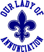 Our Lady of Annunciation (Spirit-11) LADY CUT