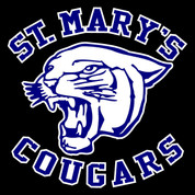 ST MARY'S (Spirit-11) CAR DECAL - 2 Color
