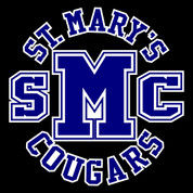 ST MARY'S (Spirit-13) CAR DECAL - 2 Color