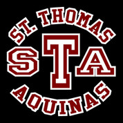 ST THOMAS (Spirit-13) CAR DECAL - 2 Color