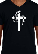 Cross-13 (V-NECK)