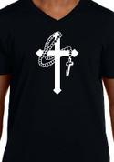 Cross-13 (V-NECK)