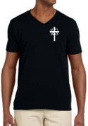 LOVE - Romans 8:28 (V-NECK)