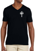 PEACE - Psalm 23:1 (V-NECK)
