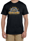 St Pius Sartans (Volleyball-12) SHIRTS
